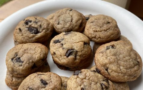 The perfect chocolate chip cookies.