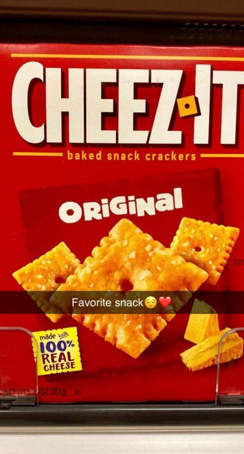 Emma Silva' 23 sees her favorite snack at Target.