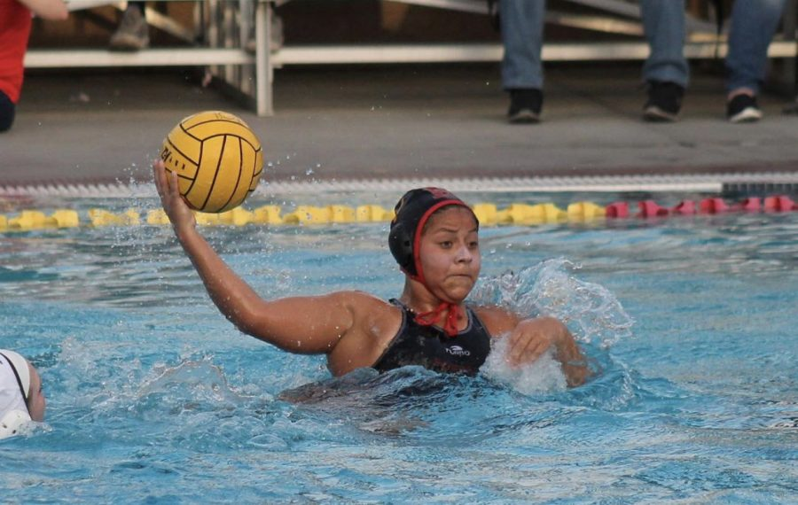 Water Polo after Rosary