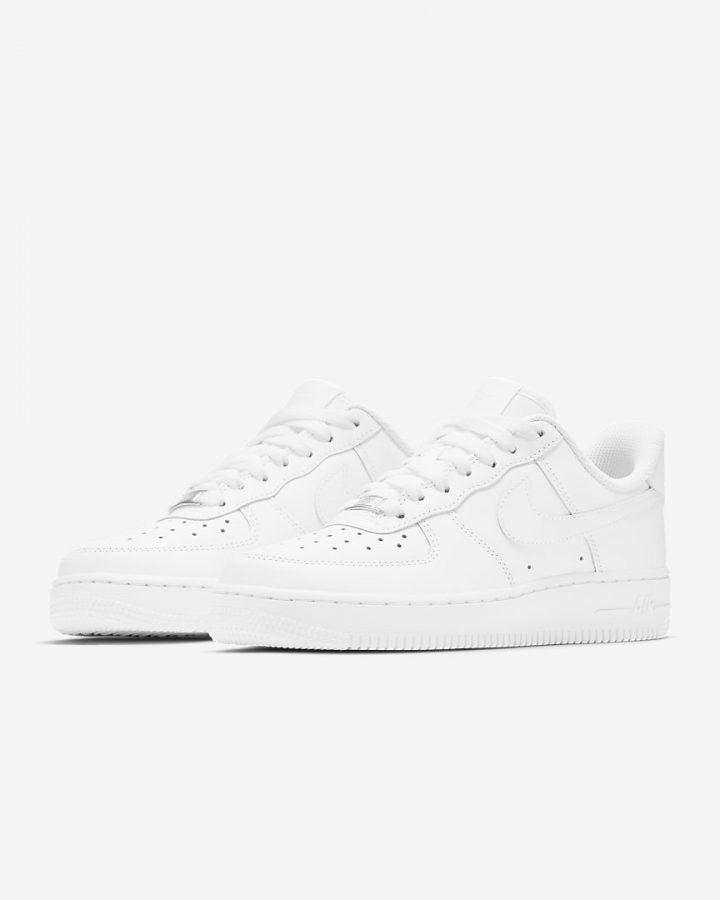 The much coveted Nike Air Force 1 sneakers.