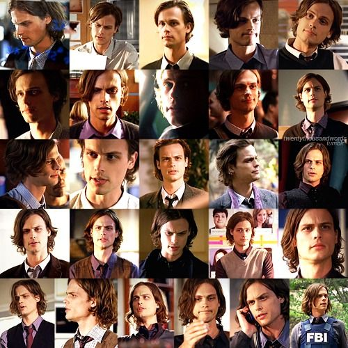 Dr. Reid's hairstyles through the seasons