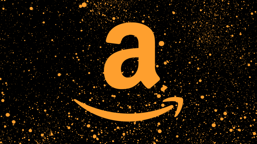 A unique Amazon logo to match the unique items this article brings. Photo by Amazon Marketing.