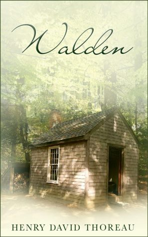 "A cover for ""Walden"" that makes the book look much more elegant than it actually is. Photo by Starbooks Classics Collection"
