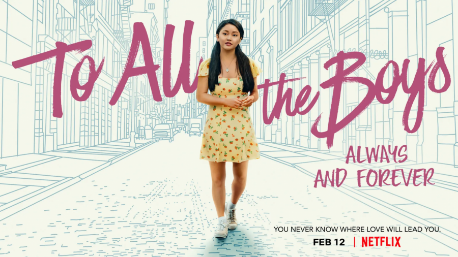 Netflix's latest adaptation of Jenny Han's bestselling series.