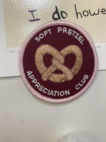 Soft Pretzel Appreciation Club. Need anyone say more?