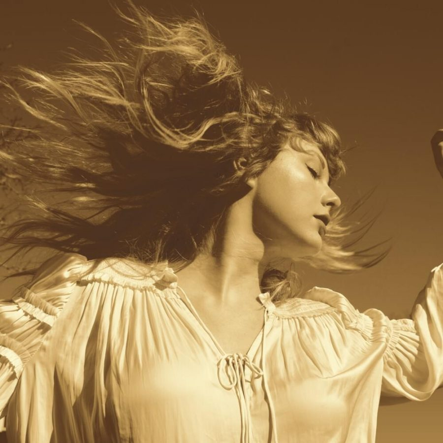%22Fearless+%28Taylor%27s+Version%29%22+album+cover.+Photo+by+Taylor+Swift