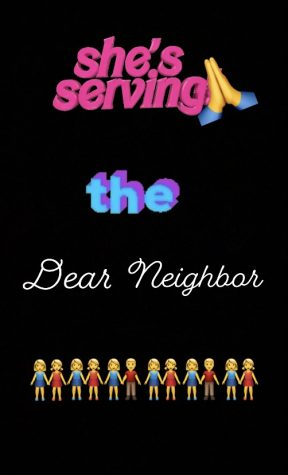 What is Serving the Dear Neighbor?