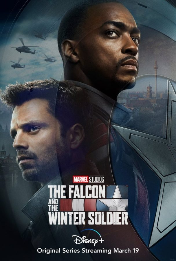 """""""The Falcon and The Winter Solider""""… It's Here!"""