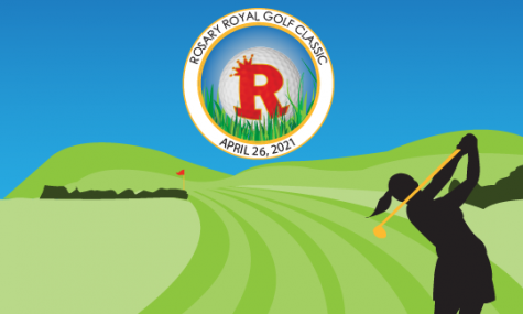Rosary Royal Golf Classic Graphic.