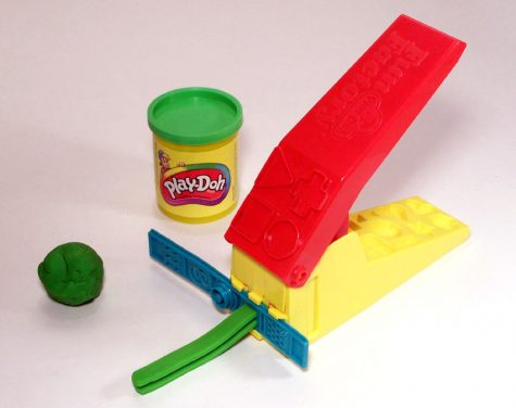 Would you take a Play-Doh ceramics class? Photo Credit: Wikimedia Commons