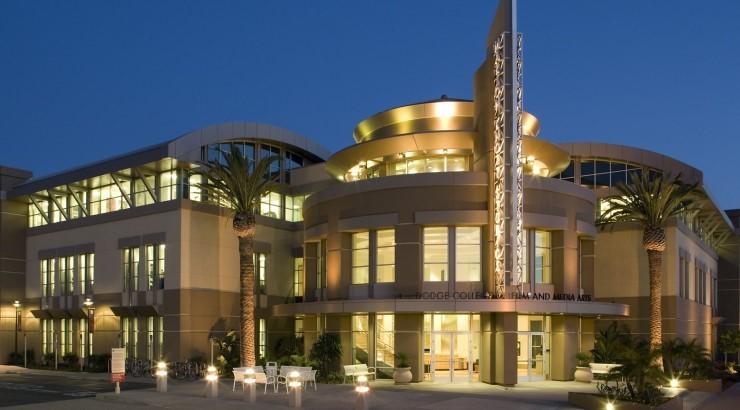 The Chapman University Dodge College of Film and Media Arts.