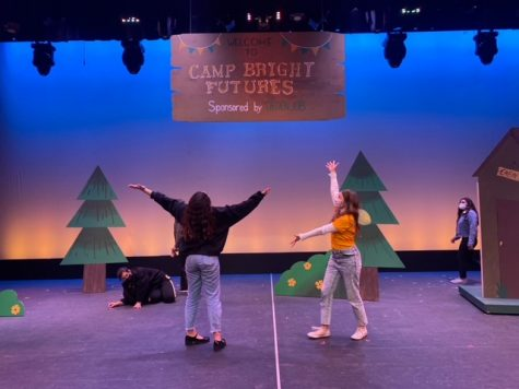 Farewell to my time at Camp Bright Futures. Photo provided by: Emma Silva