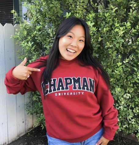 Serena worked as the copy editor for the Royal Reporter and was a valued staff member. We wish her well at Chapman University next semester! Photo provided by Serena Park